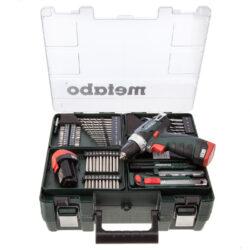 METABO 600080880 PowerMaxx BS Basic MD Akušroubovák 10,8V 2,0Ah(7905010)