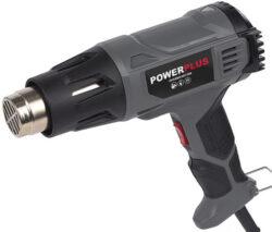 POWER PLUS POWE80040 Pistole horkovzdušná 1600W 380-500°C-Pistole horkovzdušná 1600W 380-500°C