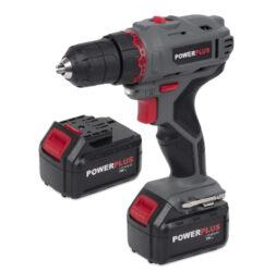 POWER PLUS POWE00042 Akušroubovák 18V 1,3Ah Li-ion(7910755)