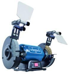 SCHEPPACH SM 150 LB /5903108901/ Bruska dvoukotoučová 150mm 400W s kartáčem-Bruska dvoukotoučová 150mm 400W s kartáčem