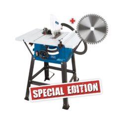 Pila stolová 1200W 210mm HS 81 Special Edition SCHEPPACH 5901311904