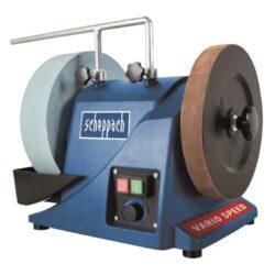 SCHEPPACH 5903203901 TIGER 3000 VS VARIO Bruska nástrojů 180W 230V-Bruska nástrojů 180W 230V s nastavitelnou rychlostí