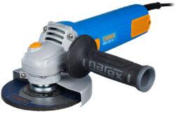 Bruska úhlová 125mm 950W EBU 125-10 NAREX 65404596-Obratná úhlová bruska 125mm SLIMDESIGN s univerzálním použitím, 950 W.