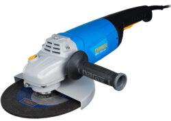 Bruska úhlová 230mm 2600W EBU 230-26 NAREX 65404598-Silná úhlová bruska 230mm REALPOWER s všestranným použitím, 2600 W.