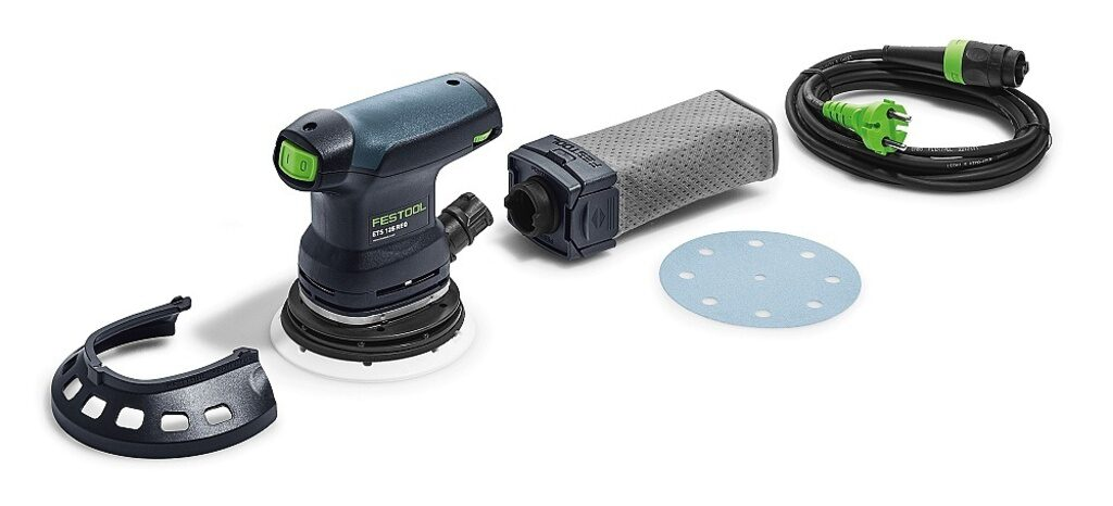 FESTOOL 201213 Bruska excentrická 125mm ETS 125 REQ