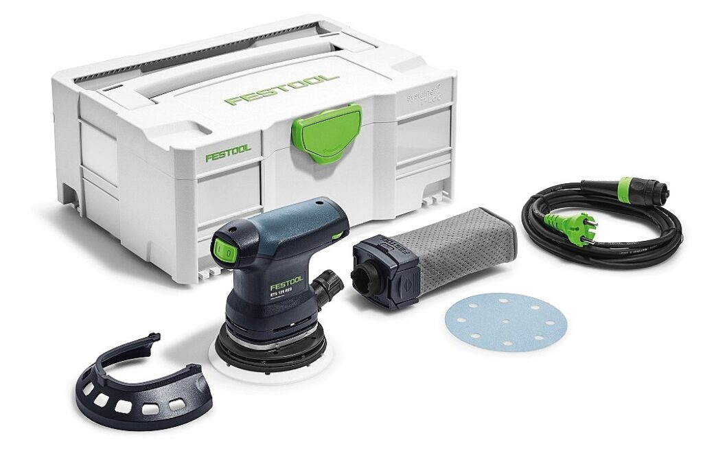 FESTOOL 574636 Bruska excentrická 125mm ETS 125 REQ Plus