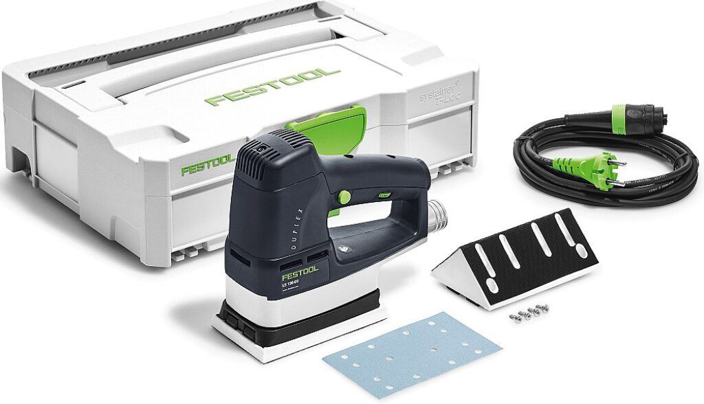 FESTOOL 567850 Bruska lineární LS 130 EQ Plus