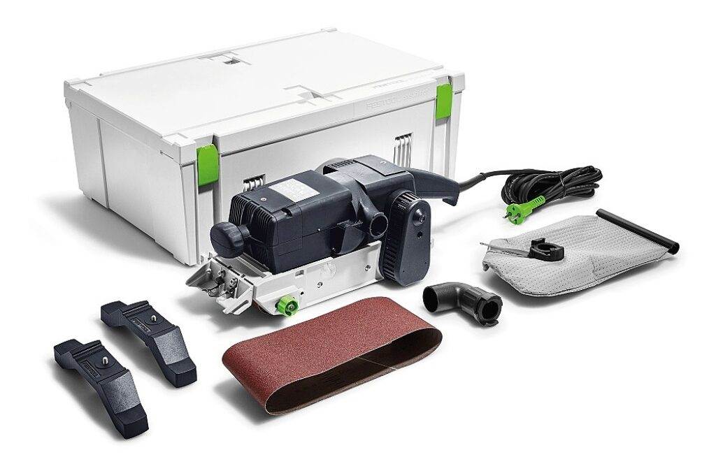 FESTOOL 575766 Bruska pásová BS 105 E Plus