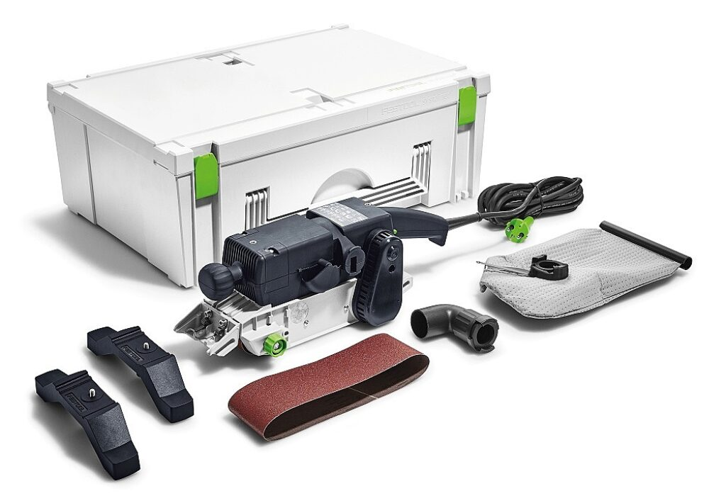 FESTOOL 575769 Bruska pásová BS 75 E Plus
