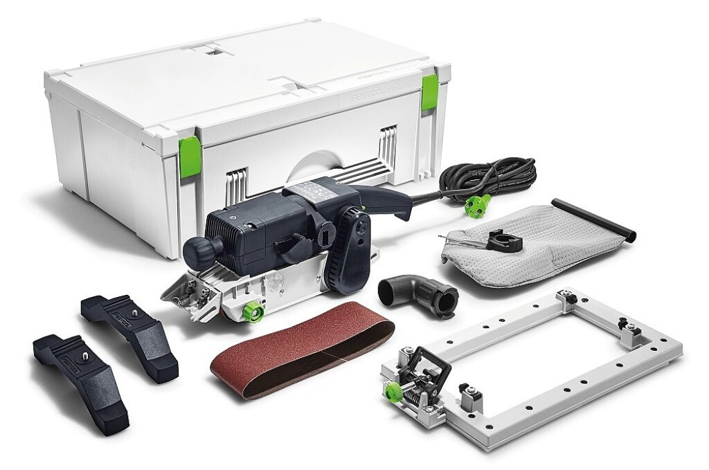 FESTOOL 575771 Bruska pásová BS 75 E SET