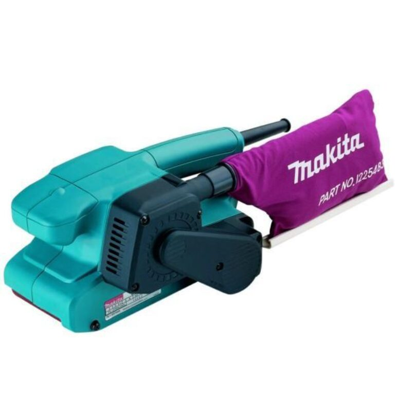 MAKITA 9910 Bruska pásová 76x457mm 650W
