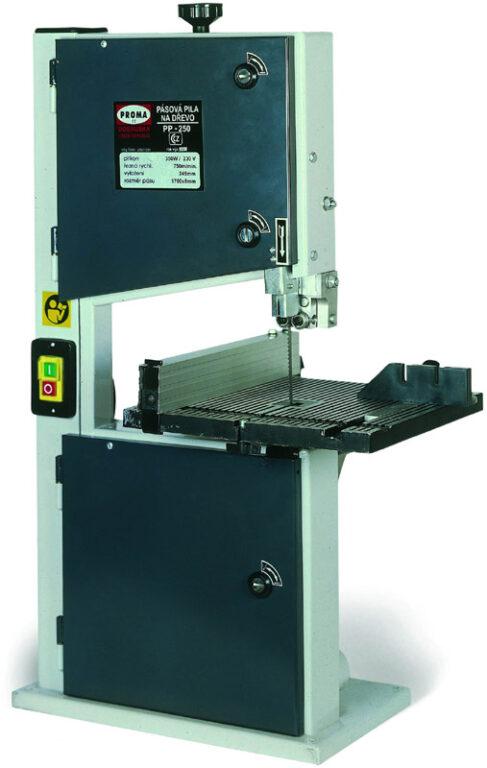 PROMA 25601250 Pila pásová na dřevo PP-250