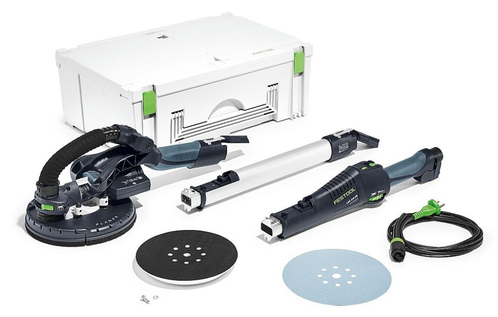 FESTOOL 575217 Bruska rotační PLANEX LHS 225 EQ Plus