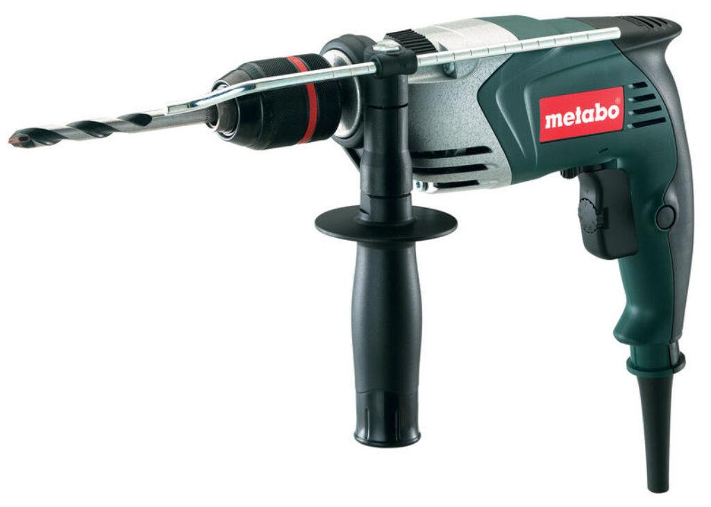 METABO 606101500 SBE 610 Vrtačka příklepová 610W