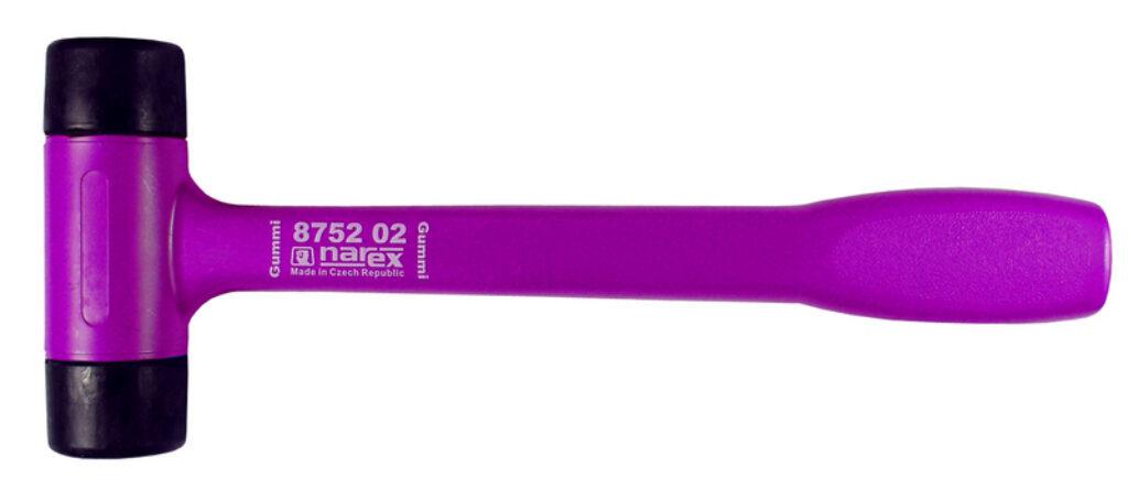NAREX 875202 Palička s pryžovými konci PVC 290mm