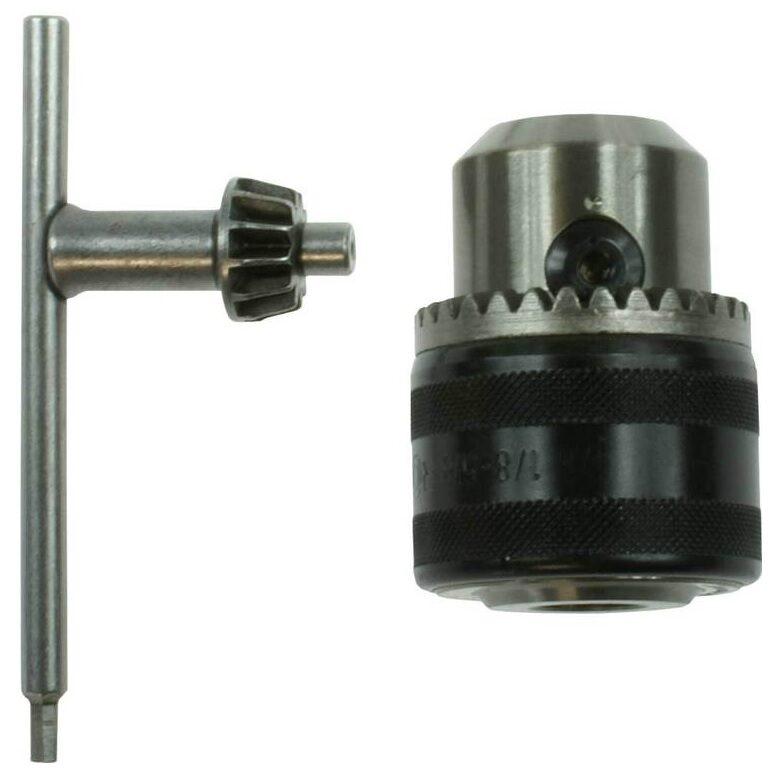 NAREX 00647531 Sklíčidlo zubové s kličkou 3-16 mm/zámek