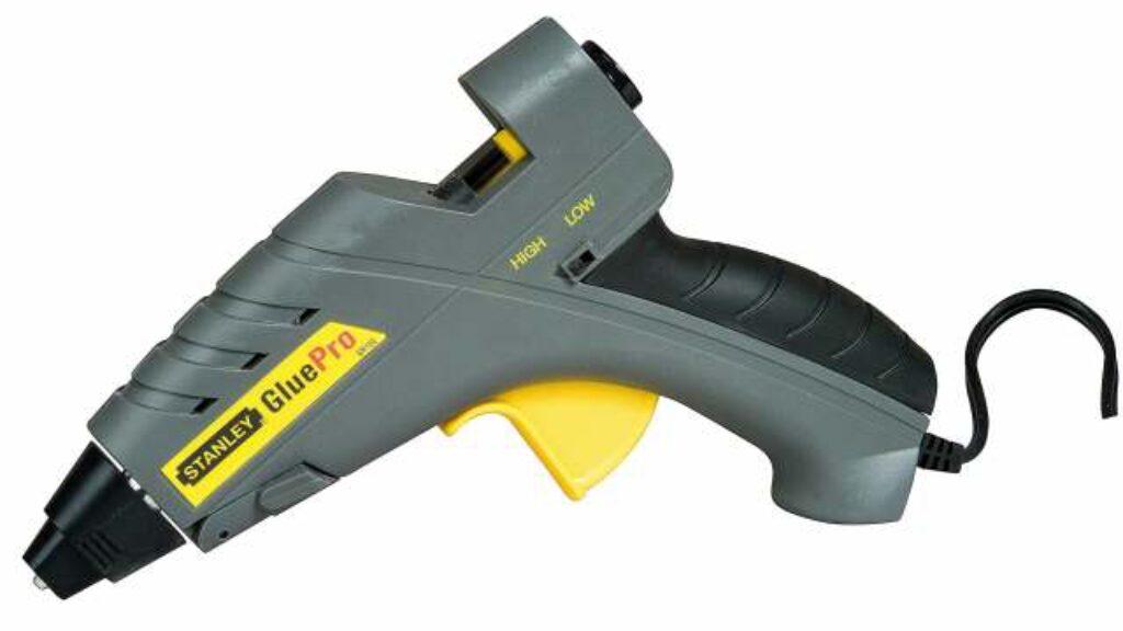 STANLEY 6-GR100 Pistole tavná dvouteplotní 80W lepidlo D11,3mm