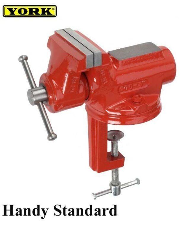 Svěrák stolní 100mm Handy 100 Standard YORK  01.03.01.03.0.0