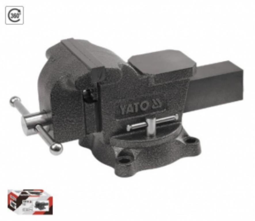 YATO YT-6502 Svěrák dílenský Standard 125mm