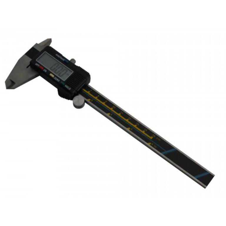 KMITEX 6040.2 Posuvné měřítko digitální 150/40 0.01mm ČSN251236 DIN862