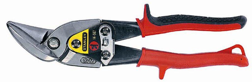 STANLEY 2-14-567 Nůžky na plech levé 250mm