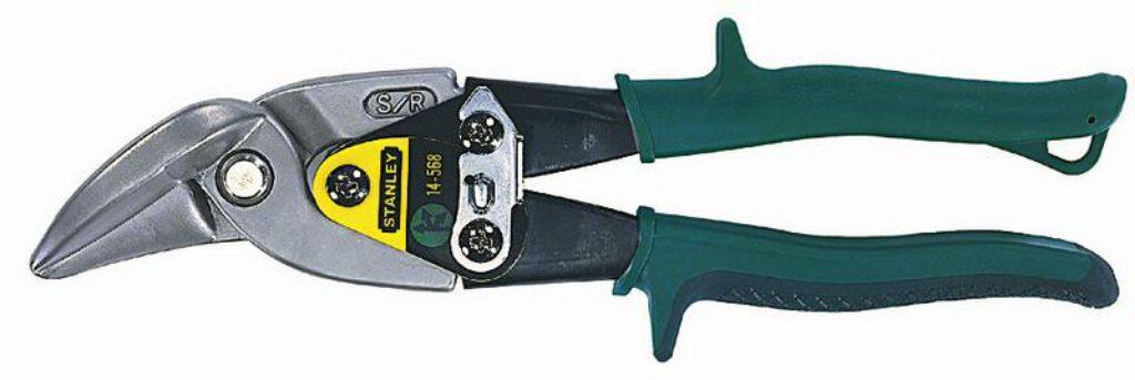 STANLEY 2-14-568 Nůžky na plech pravé 250mm
