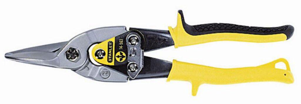 STANLEY 2-14-563 Nůžky na plech 250mm přímé