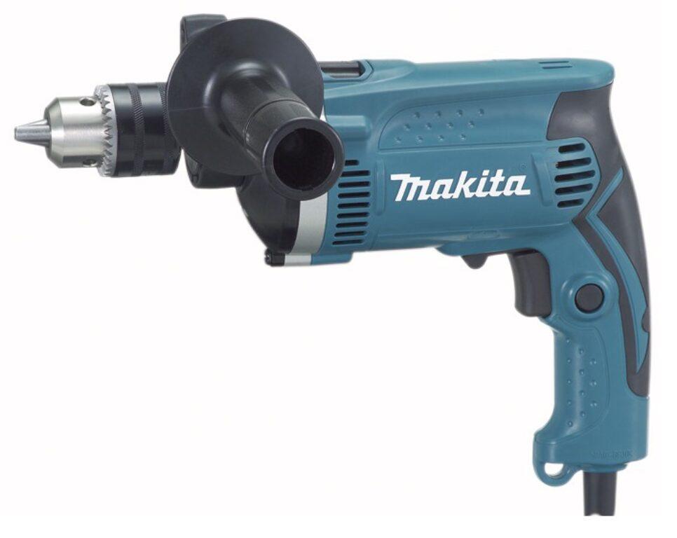 MAKITA HP1630K Vrtačka příklepová 710W sklíčidlo ZK