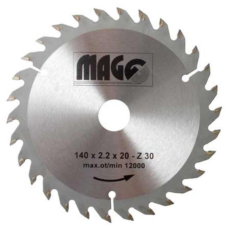 MAGG 9314030 Pilový kotouč HOBBY SK 140x2,2x20 30z