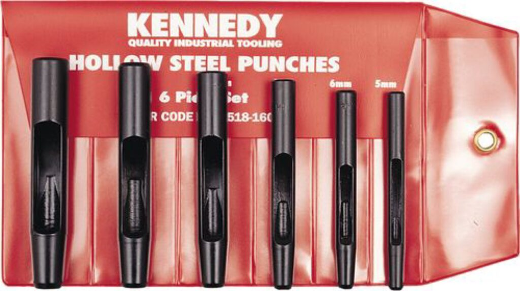 KENNEDY KEN-518-1600K Sada výsečníků 6dílná 5-12mm
