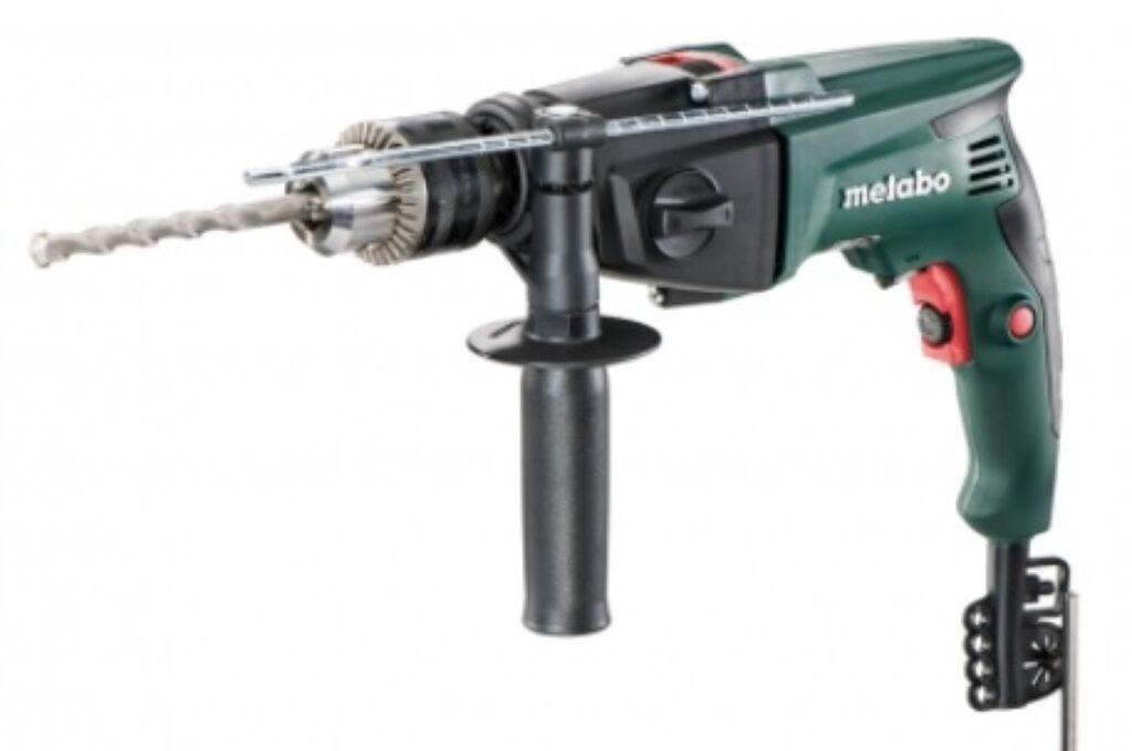 METABO 600841510 SBE 760 Vrtačka příklepová 760W sklíčidlo 16mm v kufru