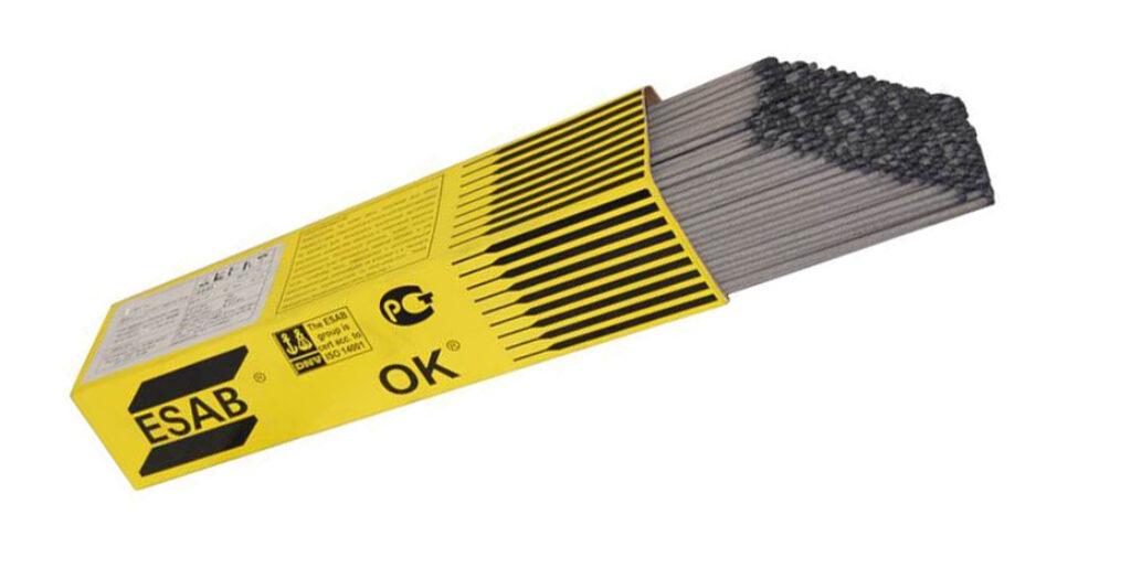 Elektrody rutilové 1,6x300mm 2,0kg ESAB OK 46.00 /OMICRON 2631/