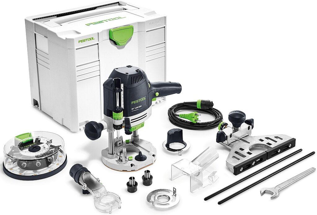 FESTOOL 574398 Frézka horní 1400W OF 1400 EBQ Plus BOX OF S8