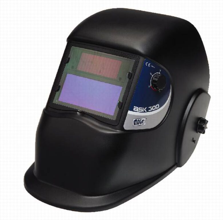 MAGG ASK300 Kukla svářečská samostmívací