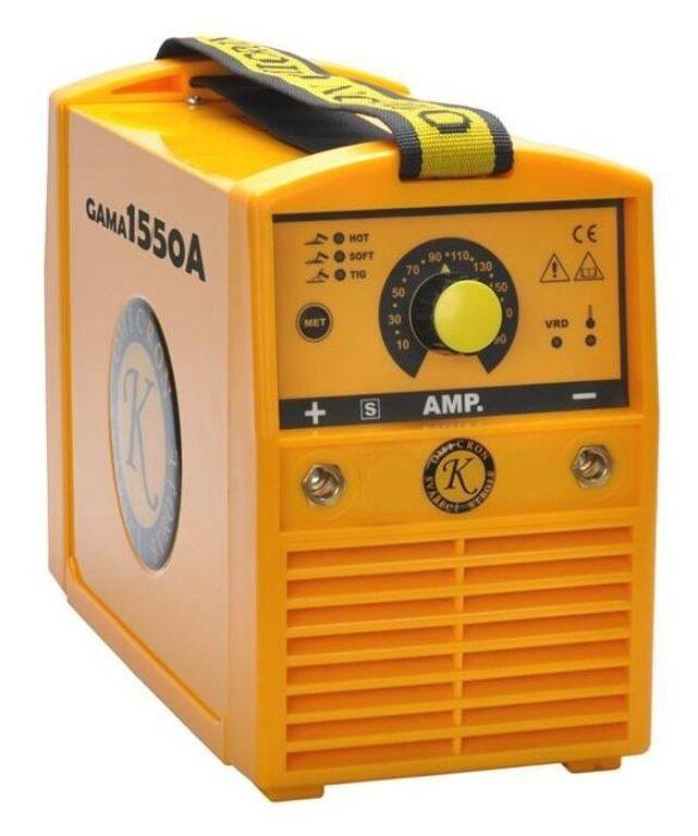 OMICRON GAMA 1550A /2377/  Svářecí usměrňovač 150A