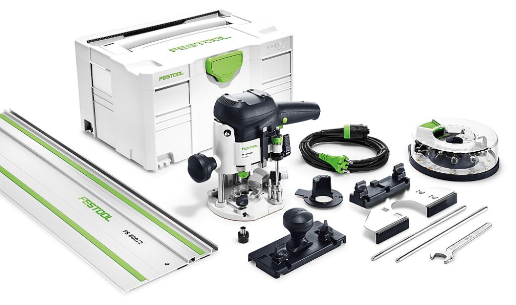 FESTOOL 574384 Frézka horní 1010W OF 1010 EBQ SET BOX OF S8