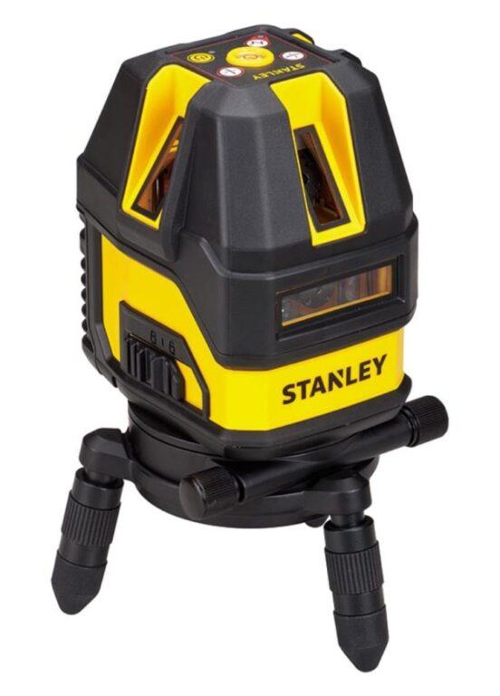 STANLEY STHT77514-1 Laser multilinkový samonivelační 4V1 červený