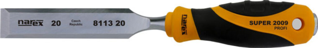 NAREX 811304 Dláto ploché 4mm SUPER 2009 PROFI