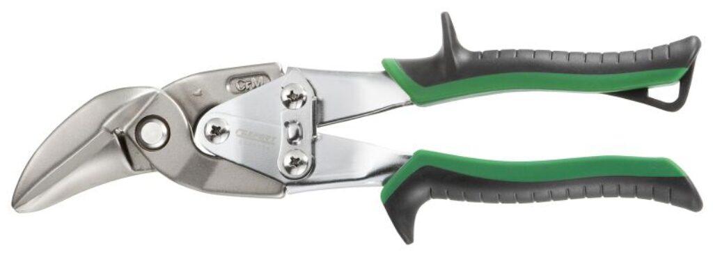EXPERT E020904 Nůžky na plech pravé 248mm