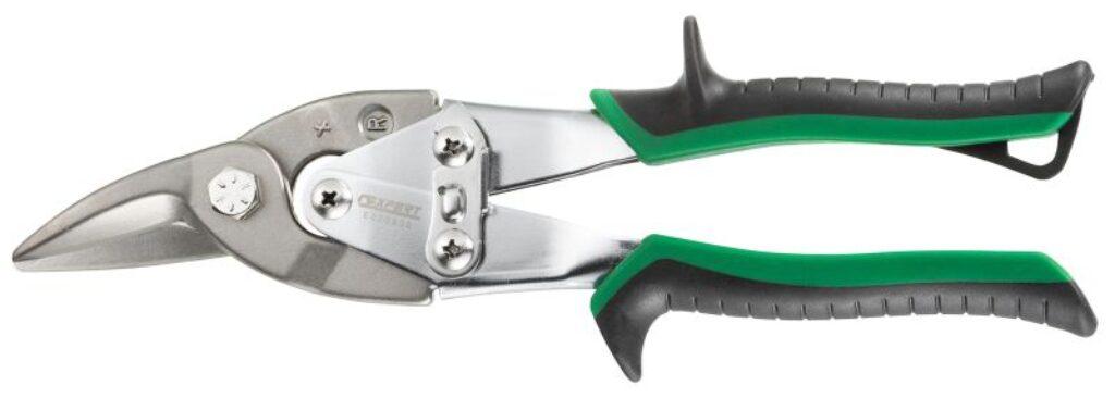 EXPERT E020902 Nůžky na plech pravé 250mm