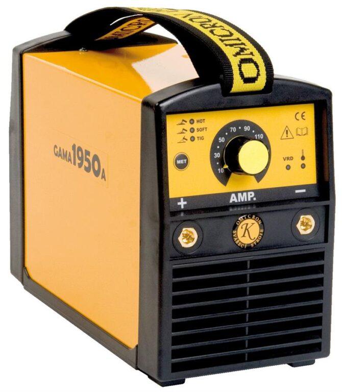 OMICRON GAMA 1950A /2372/  Svářecí usměrňovač 190A
