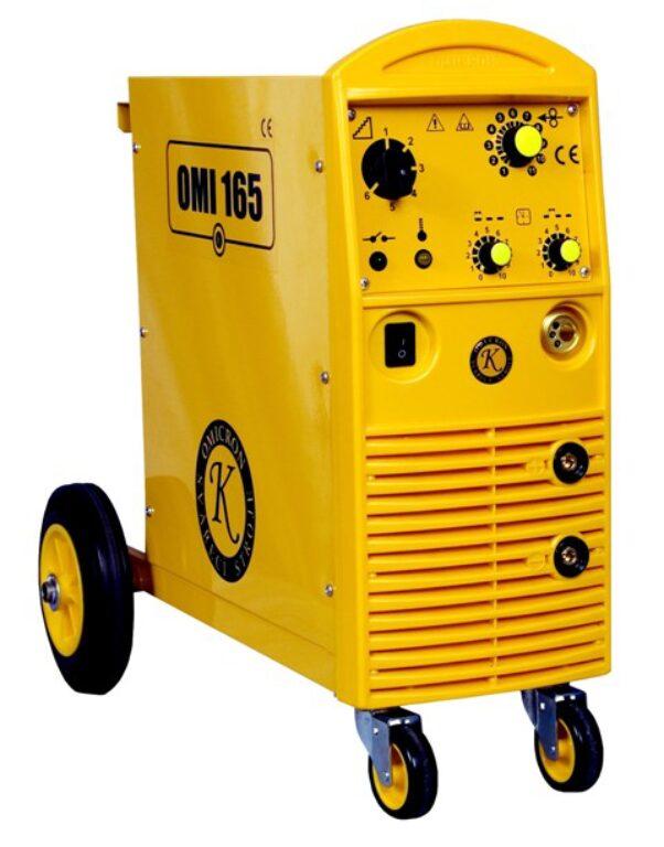 OMICRON OMI 166 /2332/ Svářecí poloautomat 165A