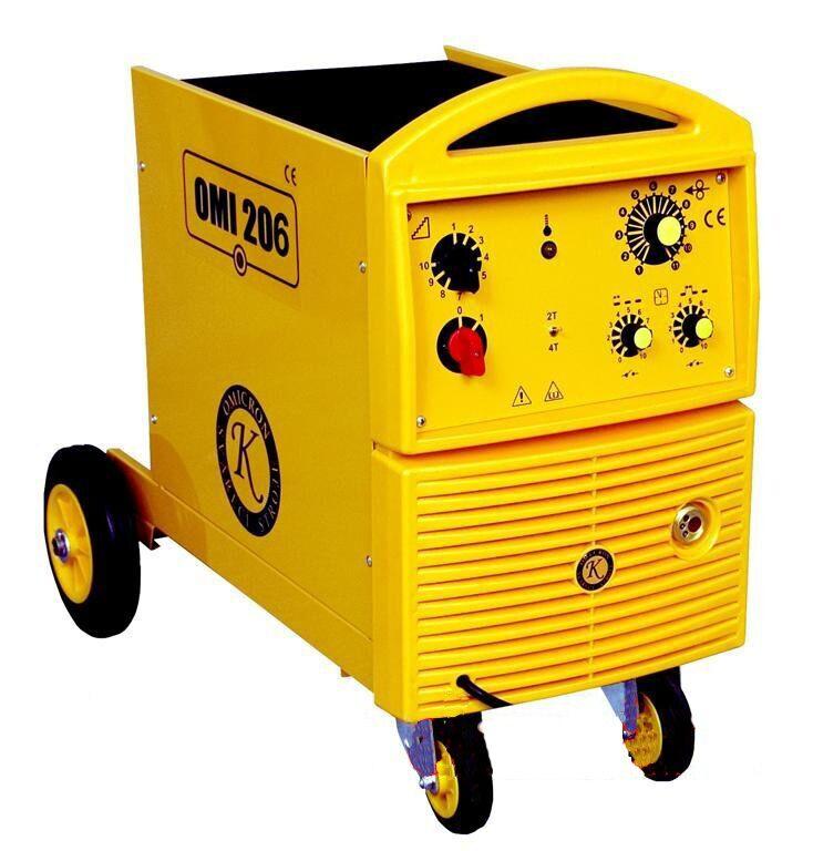 OMICRON OMI 206 /2133/  Svářecí poloautomat 200A