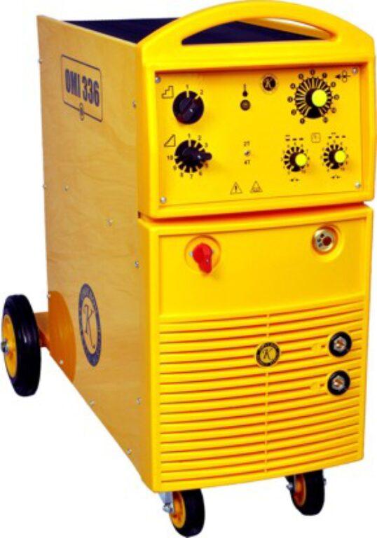 OMICRON OMI 336 /2093/  Svářecí poloautomat 330A