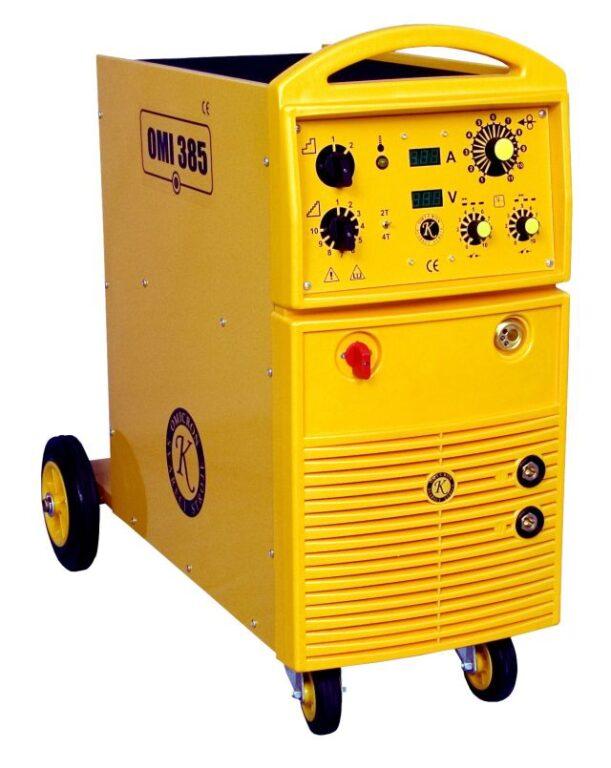 OMICRON OMI 385 /2107/  Svářecí poloautomat 350A