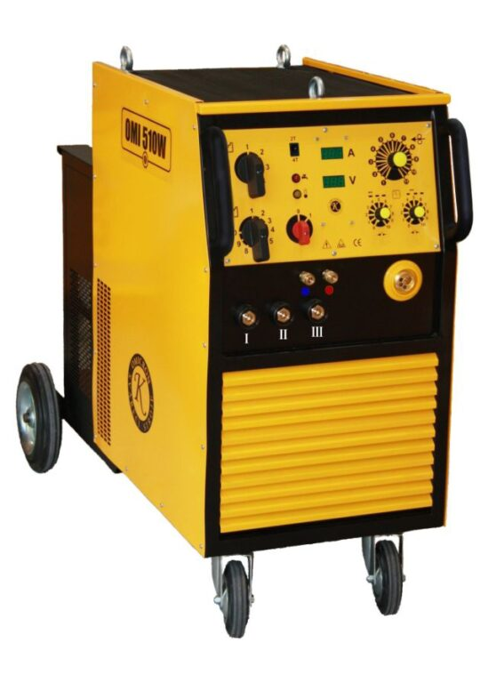 OMICRON OMI 510W /2337/ Svářecí poloautomat 510A