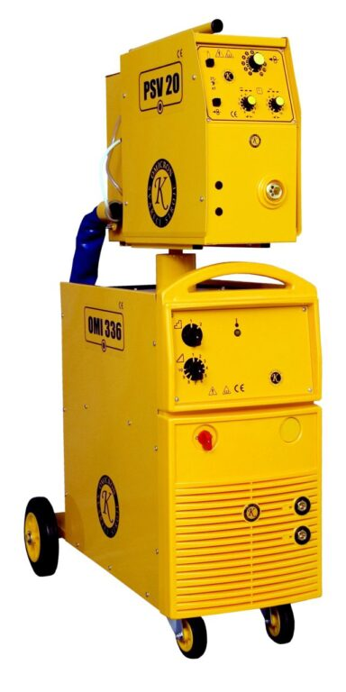 OMICRON OMI 336S (PSV 20-4) /3094/ Svářecí poloautomat 330A
