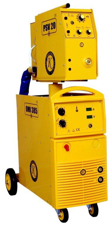 OMICRON OMI 385S (PSV 20-4) /2091/ Svářecí poloautomat 350A