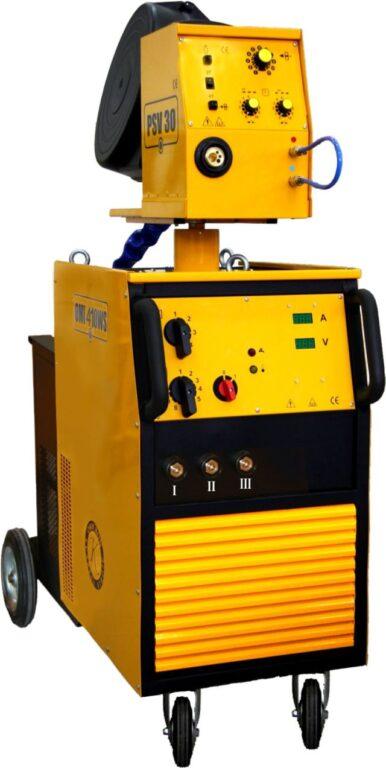 OMICRON OMI 410WS (PSV 20-4) /2392/ Svářecí poloautomat 365A