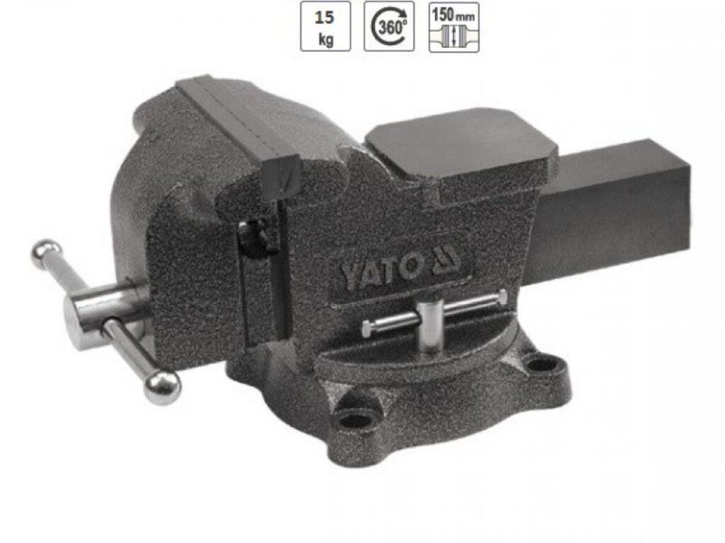 YATO YT-6503 Svěrák dílenský standard 150mm
